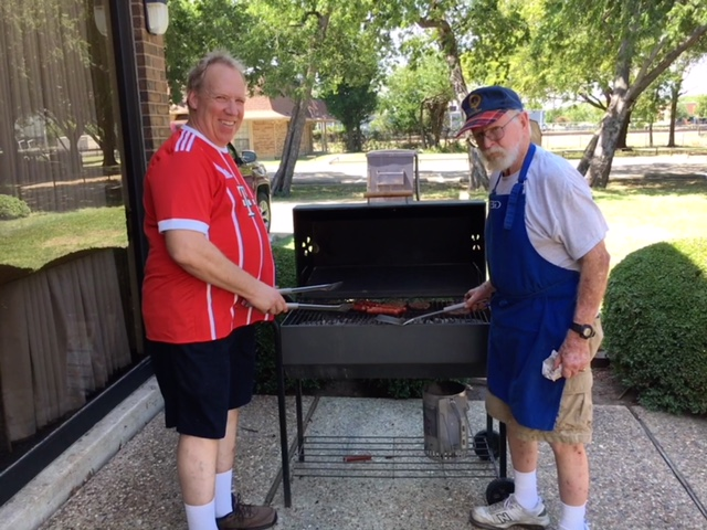Grill Masters!